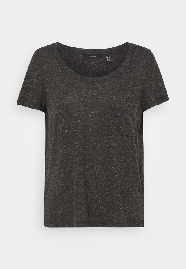 VMGAJADIANA - T-Shirt basic - black