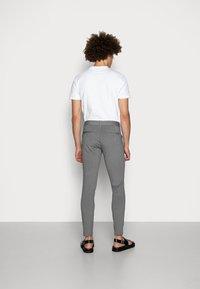 Only & Sons - ONSMARK PANT - Pantalon classique - medium grey melange - 2