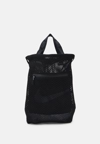 Nike Sportswear - ESSENTIALS UNISEX - Batoh - black/grey - 0