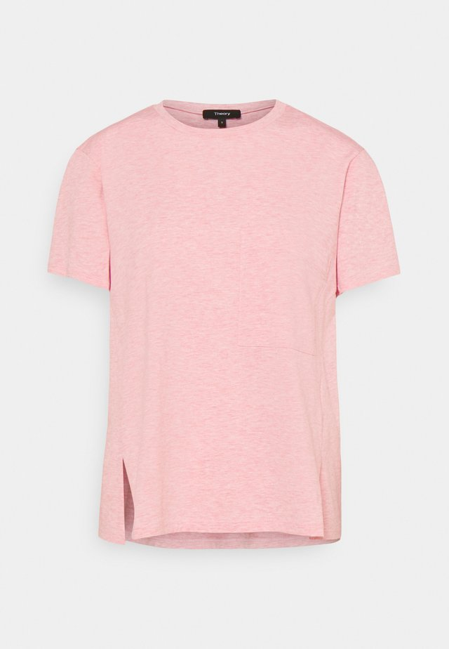 APEX TEE - T-shirt basic - pink melange