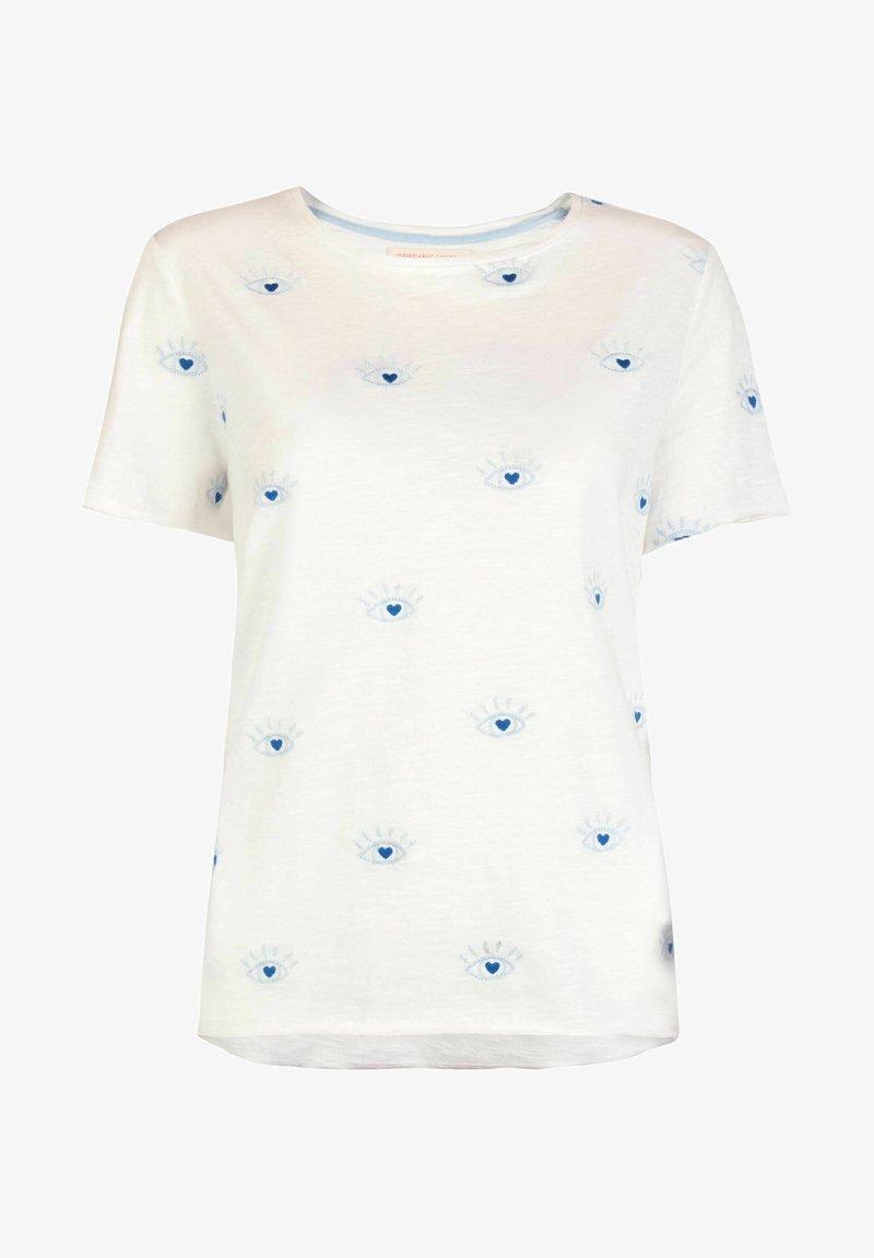 Lieblingsstück - Print T-shirt - bleu