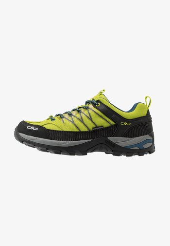RIGEL LOW TREKKING SHOES WP - Hiking shoes - energy/cosmo