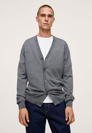 WILLYC - Cardigan - gris