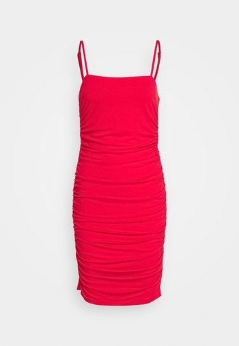PAMELA REIF X NA-KD THIN STRAP DRESS