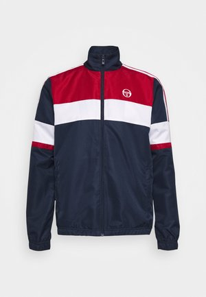 BRIGHT - Training jacket - navy/white