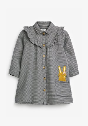 EMBROIDERED BUNNY - Korte jurk - multi-coloured
