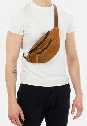 Bum bag - haselnuss