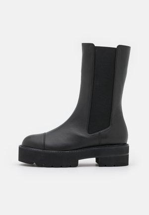PRESLEY ULTRALIFT BOOTIE - Platform boots - black