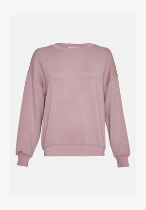 IMA DS  - Sweatshirt - elderberry