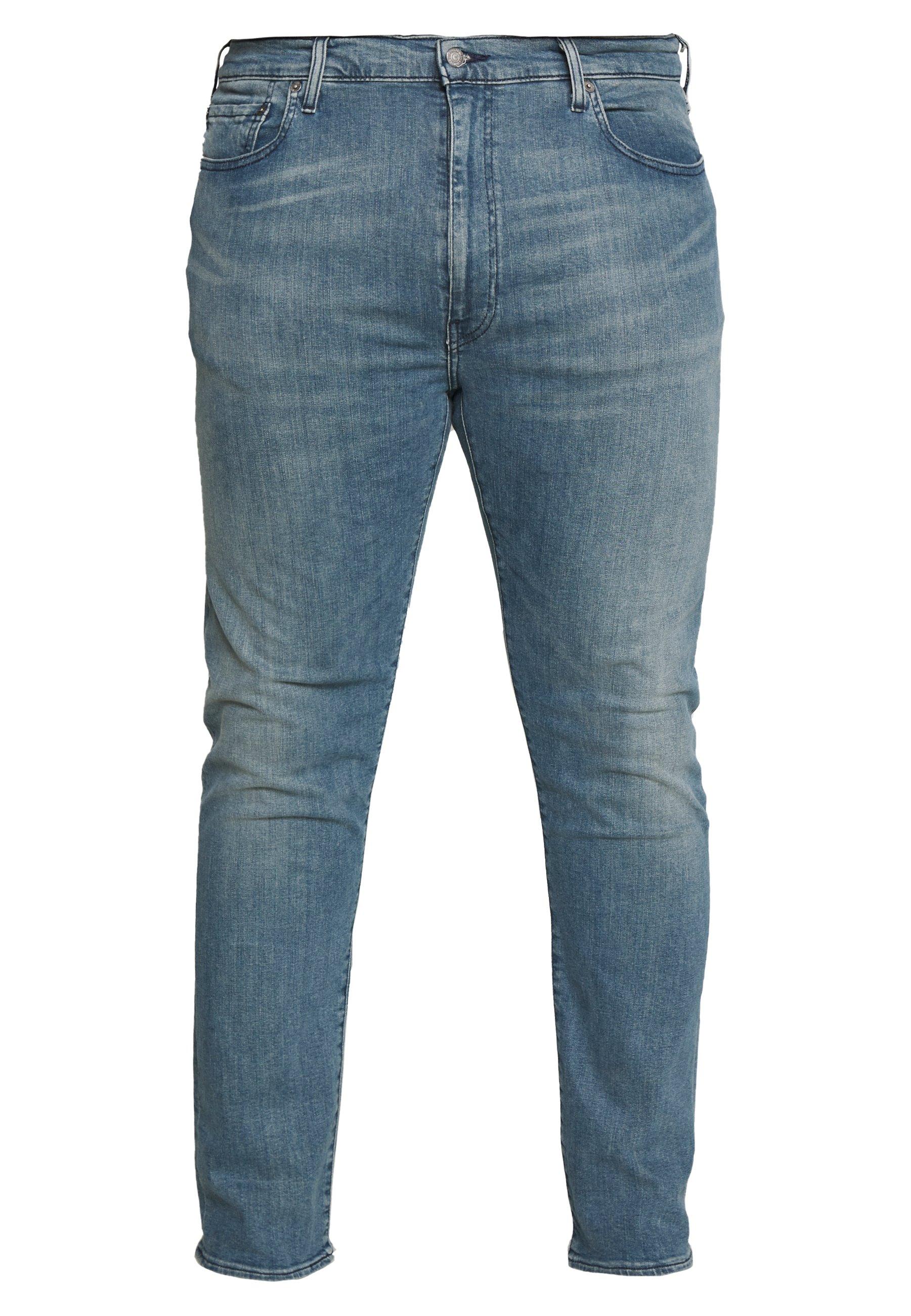 Levi's® Plus 502™ TAPER - Jeans fuselé - green cider