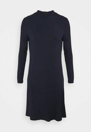 PLAIN SWING - Žerzejové šaty - dark blue