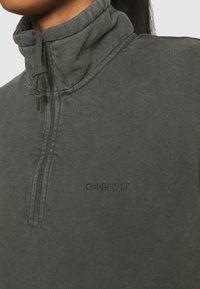 Carhartt WIP - MOSBY SCRIPT HIGHNECK - Sweatshirt - black - 3