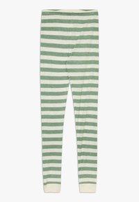 CeLaVi - BAMBOO STRIPE - Leggings - Trousers - elm green - 0