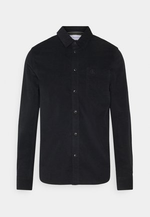 SLIM STRETCH - Shirt - ck black