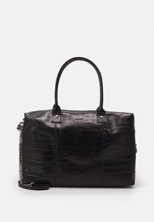 BOBBY - Tote bag - black