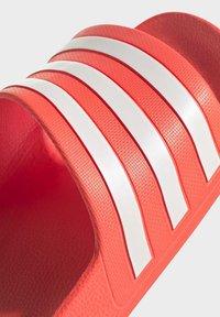 adidas Performance - Pool slides - orange - 5