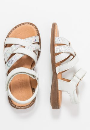 LORE STRAPS MEDIUM FIT - Sandály - white