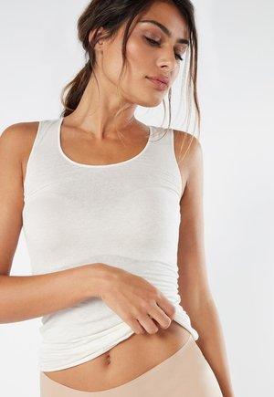 MIT BREITEN TRÄGERN - Unterhemd/-shirt - vaniglia