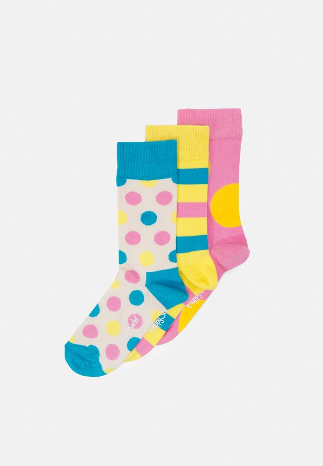 CANDY COLOUR 3-PACK - Calze - multi