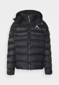 Jordan - JUMPMAN AIR PUFFER - Winter jacket - black/white - 5