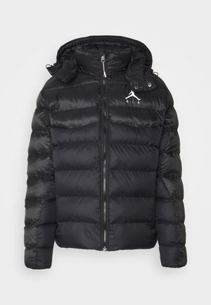 JUMPMAN AIR PUFFER - Zimní bunda - black/white