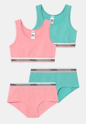 SET 2 PACK - Underwear set - rose/mint