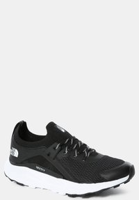 The North Face - W VECTIV HYPNUM - Hiking shoes - tnf black/tnf white - 5