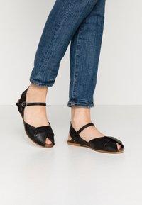 lilimill - ATENA - Sandals - after nero - 0