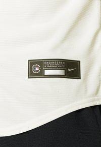 Nike Performance - MLB SAN FRANCISCO GIANTS OFFICIAL REPLICA HOME - Klubové oblečení - pro cream - 5