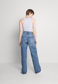 Gina Tricot - IDUN WIDE - Jeans relaxed fit - skyline blue - 2