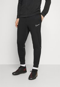 Nike Performance - ACADEMY SUIT - Survêtement - black/white - 3