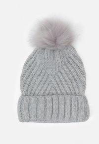 Marks & Spencer London - GEO BOBBLE HAT - Beanie - grey - 1