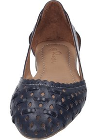 Piazza - Ballet pumps - navy - 4