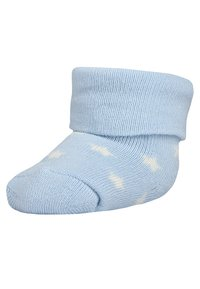 Ewers - BABYSOCKS NEWBORN WELCOME BABY 6 PACK - Sokken - hellblau - 2