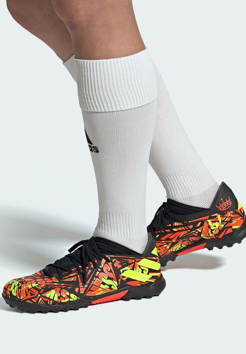 adidas Performance - Astro turf trainers - orange