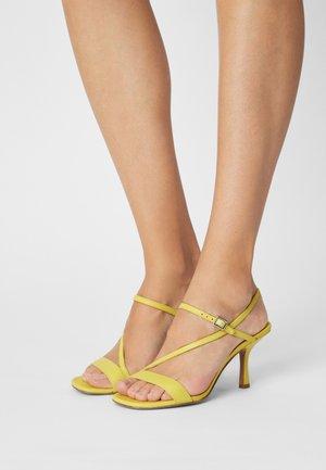 TASHA  - Sandals - limelight