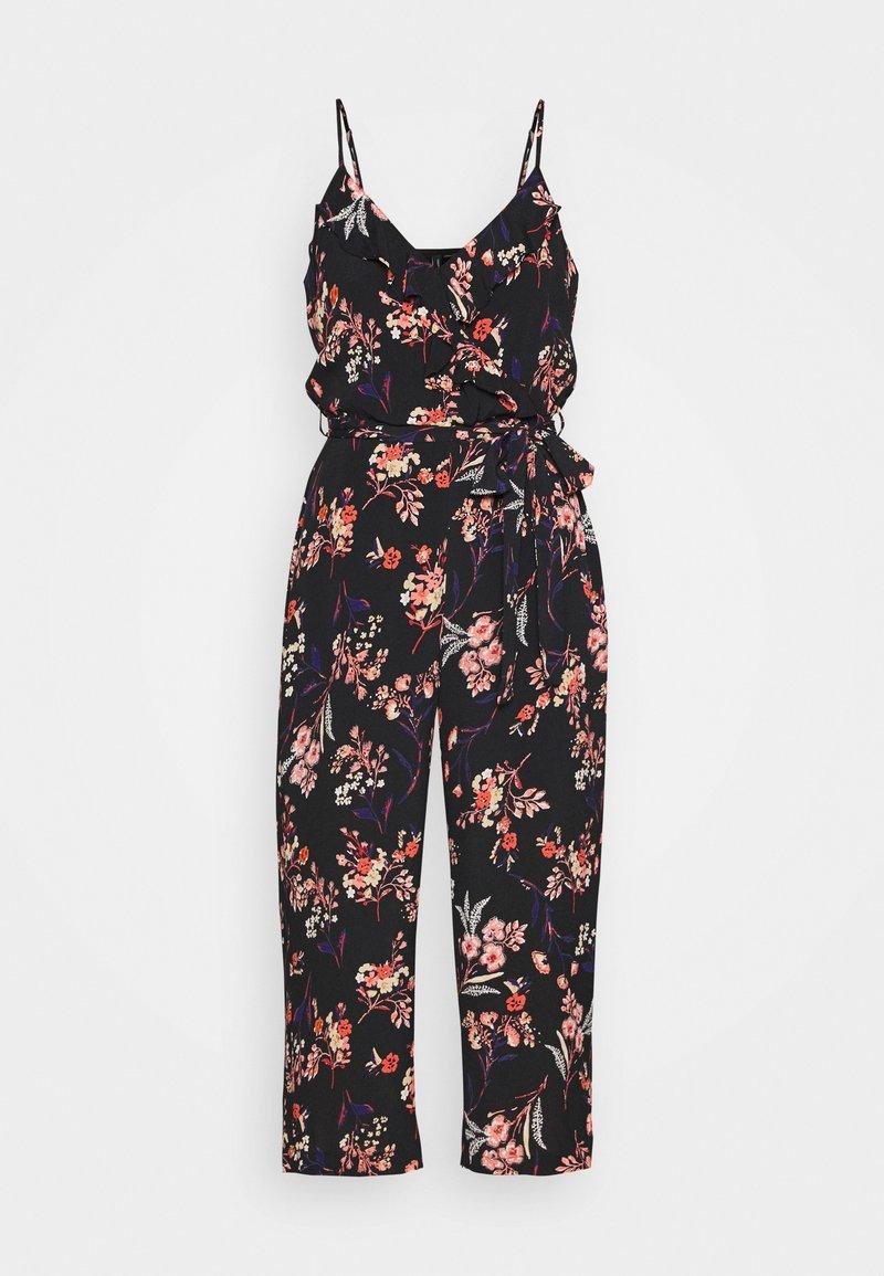 Vero Moda - VMEVA SINGLET - Tuta jumpsuit - black