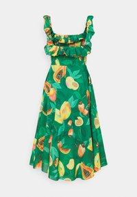 Farm Rio - PAPAYA SALAD MIDI DRESS - Day dress - multi coloured - 7