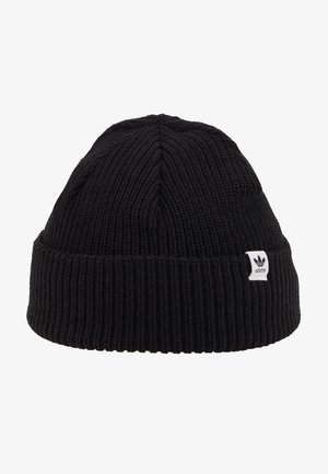 SHORTY BEANIE - Mössa - black