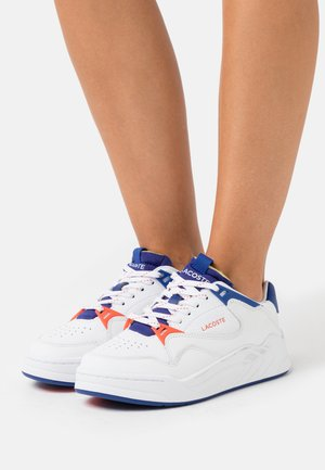 COURT SLAM - Sneakers laag - white/dark blue