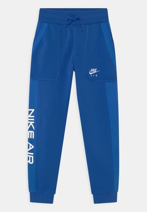 AIR - Tracksuit bottoms - game royal/signal blue/white