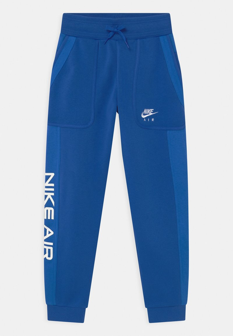 Nike Sportswear - AIR - Trainingsbroek - game royal/signal blue/white
