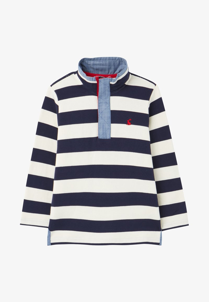 Tom Joule - Sweatshirt - marineblau cremefarben streifen