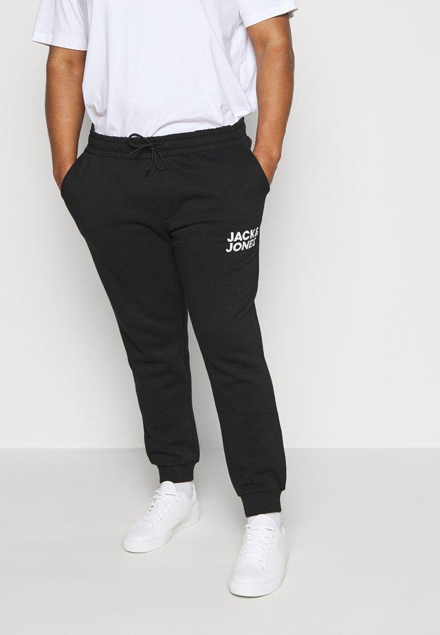JJIGORDON JJNEWSOFT PANT - Tracksuit bottoms - black