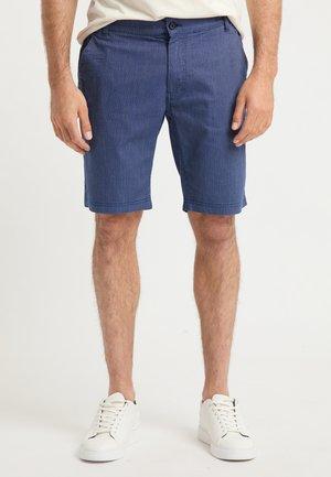 SHORT - Shorts - capri foncé