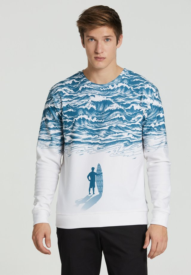 OCEAN SURFER - Collegepaita - blue