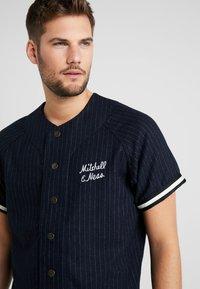 Mitchell & Ness - BASEBALL  - T-Shirt print - navy - 3