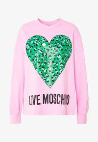 Love Moschino - Collegepaita - pink - 4