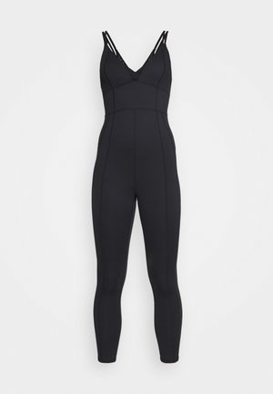 TAKE ME AWAY ONESIE - Gym suit - black