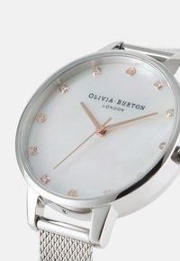 Olivia Burton - CLASSIC - Hodinky - silver-coloured - 3